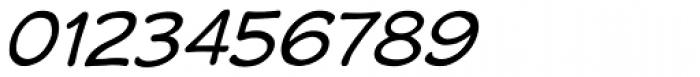 Wastrel Oblique Font OTHER CHARS