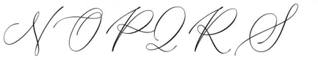 Way Kambas Regular Font UPPERCASE