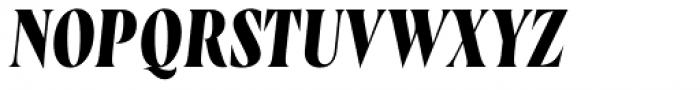 Wayfinder CF Bold Italic Font UPPERCASE