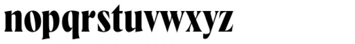 Wayfinder CF Bold Font LOWERCASE