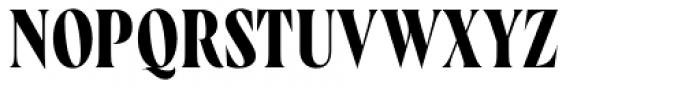 Wayfinder CF Demi Bold Font UPPERCASE