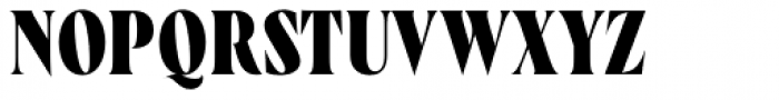 Wayfinder CF Extra Bold Font UPPERCASE
