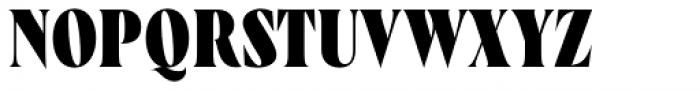 Wayfinder CF Heavy Font UPPERCASE