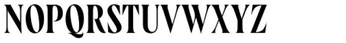 Wayfinder CF Light Font UPPERCASE