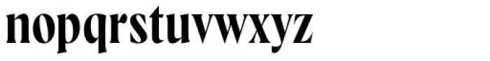 Wayfinder CF Regular Font LOWERCASE