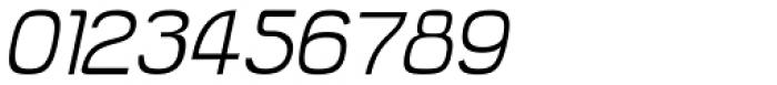 Wayfont Sans Italic Font OTHER CHARS