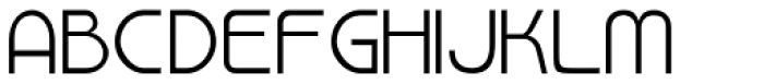 Wayfont Sans Font UPPERCASE