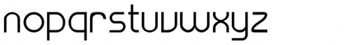 Wayfont Sans Font LOWERCASE