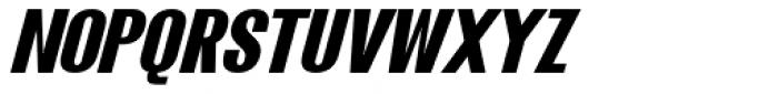 Wayland Italic Font UPPERCASE
