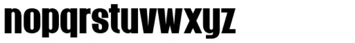 Wayland Regular Font LOWERCASE