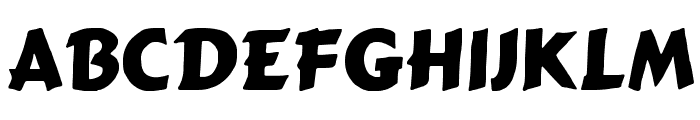 ChippettWF Font UPPERCASE