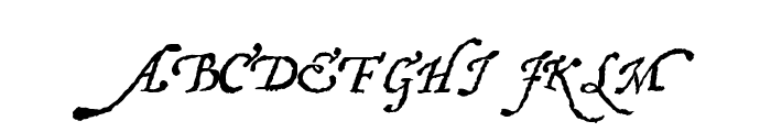 WilliamShakespeareWF  What Font is