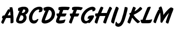 WylieWF Font UPPERCASE