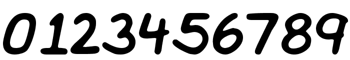 WBXKomik Font OTHER CHARS