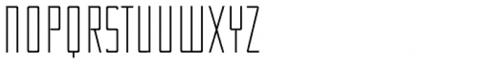 WBP Nel Light Font UPPERCASE