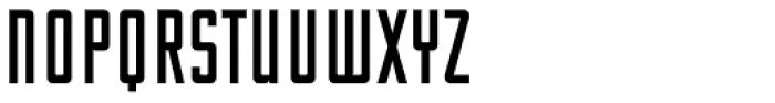 WBP Nel Regular Font UPPERCASE