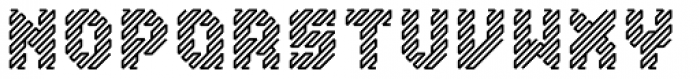 WBP Red Tape Font UPPERCASE