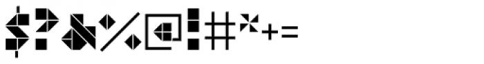 WBPHelena-Regular Font OTHER CHARS