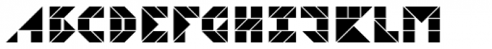 WBPHelena-Regular Font UPPERCASE