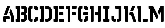 WCWunderbachRounded Font UPPERCASE