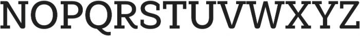 Weekly Alt SemiBold otf (600) Font UPPERCASE