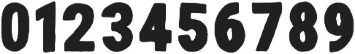Weird Show Regular otf (400) Font OTHER CHARS