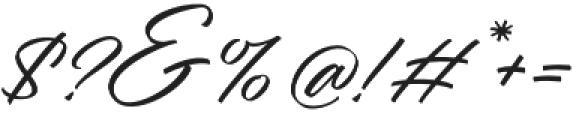 Welinedion Grande otf (400) Font OTHER CHARS