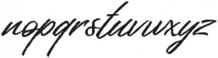 Welinedion otf (400) Font LOWERCASE