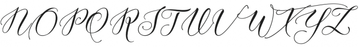Wellthington otf (100) Font UPPERCASE