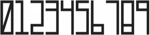 Wendo Regular otf (400) Font OTHER CHARS