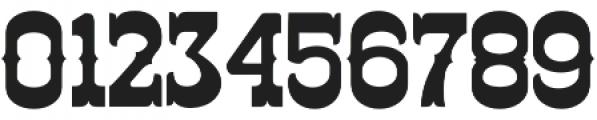 West Hood Three Regular otf (400) Font OTHER CHARS