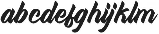 West Kingdom Regular otf (400) Font LOWERCASE