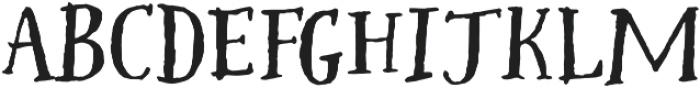 Westcoast Letters Decor otf (400) Font LOWERCASE