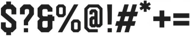 Westcraft Sans Clean otf (400) Font OTHER CHARS