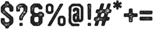 Westcraft Sans Stamp 2 otf (400) Font OTHER CHARS
