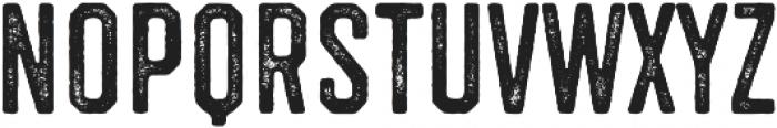Westcraft Sans Stamp 2 otf (400) Font UPPERCASE