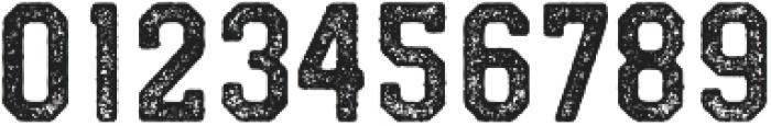 Westcraft Sans Stamp 3 otf (400) Font OTHER CHARS
