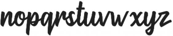 Westhouse otf (400) Font LOWERCASE