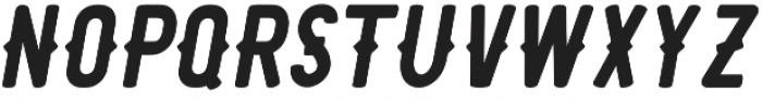 Westmorland Oblique otf (400) Font UPPERCASE