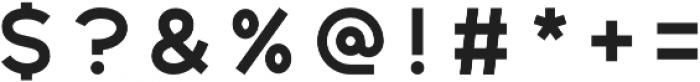 Westmount Light otf (300) Font OTHER CHARS