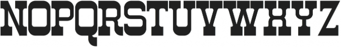 Westwood Bold ttf (700) Font UPPERCASE