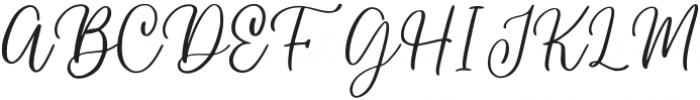 wendling otf (400) Font UPPERCASE