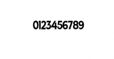 WelderMiles-Regular.otf Font OTHER CHARS