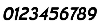 Wevli Bold Italic Font OTHER CHARS