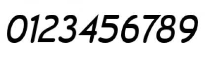 Wevli Italic Font OTHER CHARS