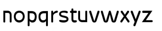 Wevli Regular Font LOWERCASE