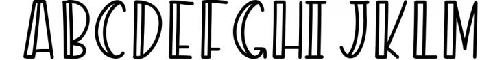 Wedding Sign Font Font UPPERCASE