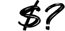 West Fighter 1 Font OTHER CHARS