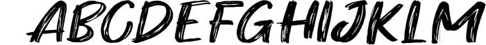West Fighter 1 Font UPPERCASE