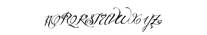 WEDDING NIGHTMARES trial Font UPPERCASE